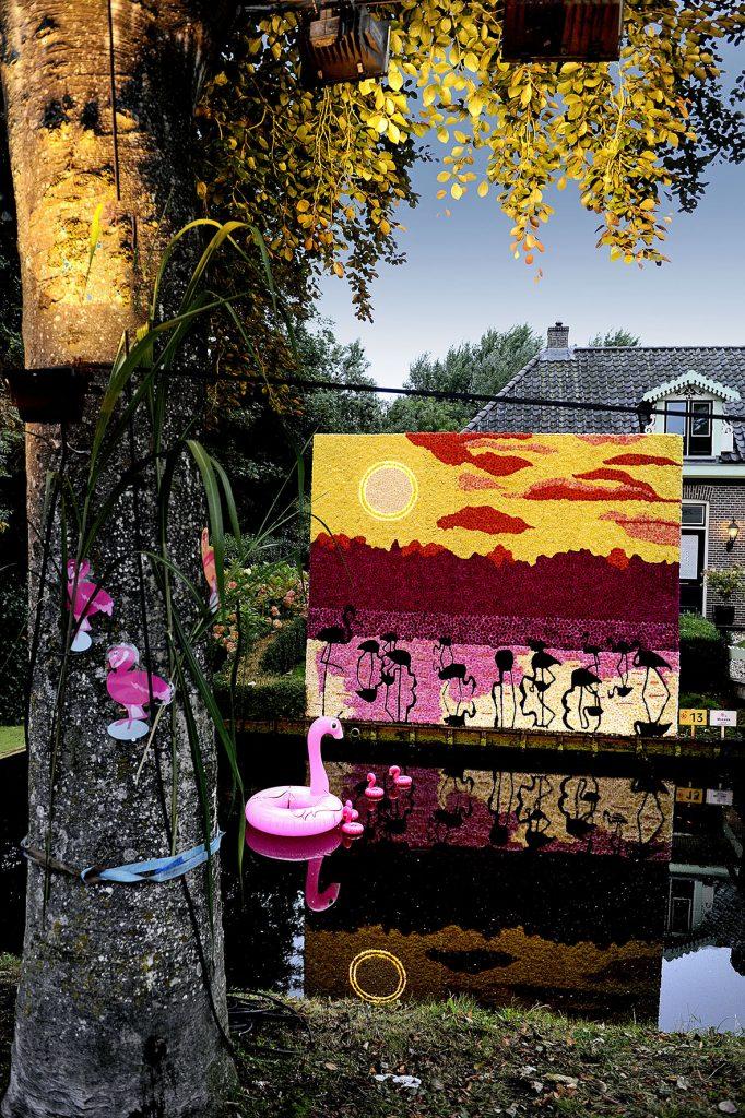 Floralia Nieuwe Niedorp 2017 Mozaiken